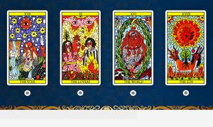 Lá bài Tarot tiên đoán chuyện tình yêu tương lai của bạn
