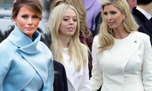 Ý nghĩa trang phục của vợ và con gái Donald Trump trong lễ nhậm chức