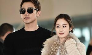 Bi Rain, Kim Tae Hee nắm tay tình cảm đi hưởng tuần trăng mật