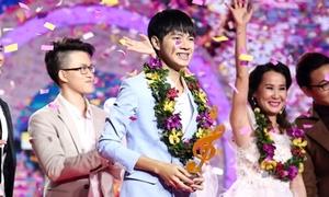 Cao Bá Hưng đoạt quán quân 'Sing My Song' mùa đầu tiên