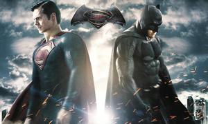 Batman v Superman 'thống trị' các đề cử Mâm xôi vàng