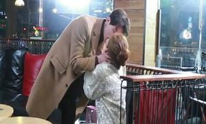 Hậu trường nụ hôn cuối siêu ngọt của cặp Thần Chết - Sunny