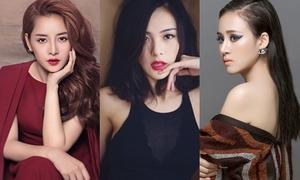 6 hot girl Việt cùng tuổi gà nhưng phong cách trái ngược