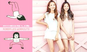7 động tác tập ngay tại nhà để có đôi chân thon như các cô gái Hàn
