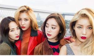 Nhóm nữ 'kinh điển' Wonder Girls chính thức tan rã
