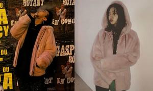 Sao Hàn 26/1: Park Shin Hye và G-Dragon đụng áo khoác, Seo Hyun 'giả nai'