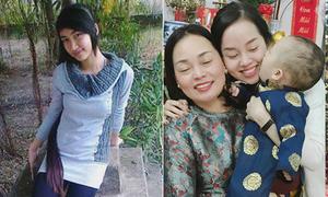 Sao Việt 30/1: Hòa Minzy 'dậy thì thành công', con trai Ly Kute bụ bẫm cắn má mẹ