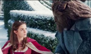 'Người đẹp và Quái vật' tiếp tục gây thương nhớ vì trailer mới siêu 'ngọt'