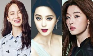6 mỹ nhân tuổi Dậu khó rời mắt của showbiz Hoa - Hàn