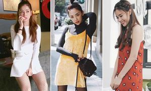 Street style những ngày nghỉ Tết của dàn sao Việt