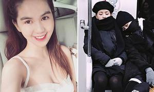 Sao Việt 2/2: Ngọc Trinh tái xuất sau scandal, Chi Pu làm thơ 'tỏ tình' với Gil Lê