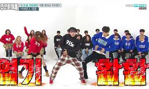 3 nhóm tân binh đọ tài nhảy cover loạt hit Kpop