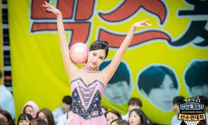 Loạt idol khoe đường cong trong trang phục thể dục dụng cụ