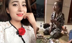 Cô gái Nghệ An hát ví dặm để không phải uống rượu