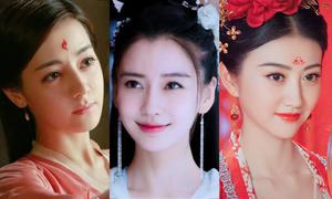 3 'tiên nữ giáng trần' đang gây ồn ào nhất màn ảnh Trung