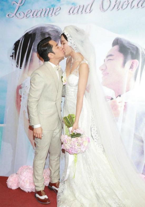 Chàng lùn của làng giải trí Hồng Kông - Vương Tổ Lam và cô vợ hoa hậu