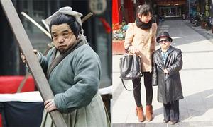 Tài tử Trung Quốc cao 1m28 lấy được 4 người vợ mỹ nhân