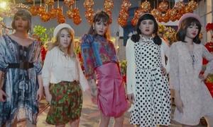 Làm clip parody 'nhái' MV Việt, đố ai qua được nhóm hài BB&BG