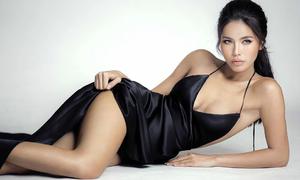 Minh Tú được đồn là Á quân Asia's Next Top Model mùa 5