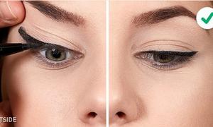 Kẻ mắt mãi không đẹp chỉ có thể vì 10 lỗi cơ bản này