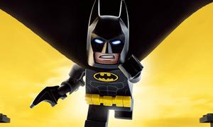 Quà tặng từ phim 'The Lego Batman Movie'