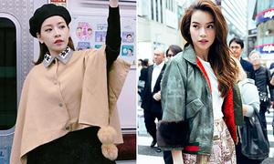3 sao Việt đi du lịch mặc đồ còn cầu kỳ hơn đi tiệc