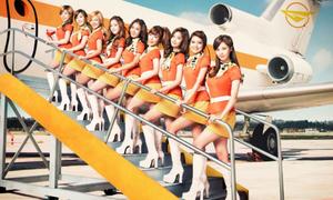 Fan muốn bay ngay lập tức nếu những idol này là nhân viên hàng không