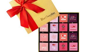 Valentine tặng chocolate kiểu này mới chất