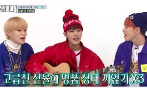 3 thành viên NCT 127 hòa giọng tiếng Anh ngọt ngào