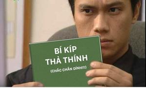 'Hacker bá đạo nhất phim Việt' được chế ảnh nhờ 'đốt ổ cứng cứu dữ liệu'