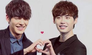 Những cặp sao nam Hàn gây thương nhớ cho fan nữ