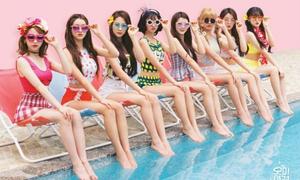 Girlgroup ngây thơ bỗng hot nhờ tỷ lệ cơ thể đẹp đều