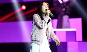 Cô gái người Hàn hát hit Big Bang tại 'Giọng hát Việt' gây phấn khích