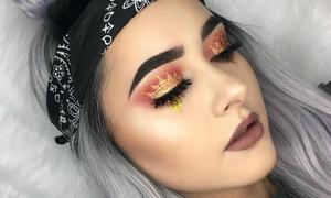 Trang điểm mắt hình vương miện trở thành trào lưu hot Instagram
