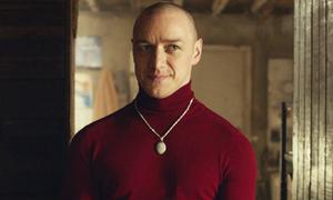 Sao 'X-men' đóng một lúc 23 nhân vật trong phim kinh dị 'Split'