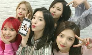 Red Velvet tự xếp hạng nhan sắc của thành viên trong nhóm
