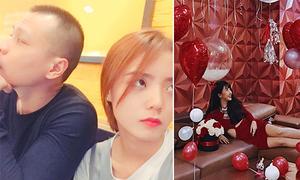 Sao Việt 15/2: Lâm Á Hân đi Valentine với chồng cũ, Quỳnh Anh Shyn được tặng quà hoành tráng
