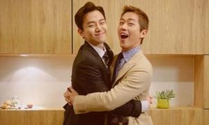 'Chief Kim' hút người xem vì cặp mỹ nam đáng yêu không kém 'Goblin'