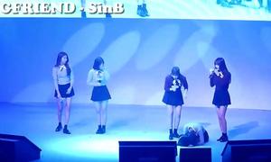Những lần ngất xỉu khiến fan hết hồn của idol Kpop