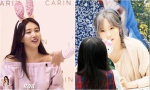 Loạt idol phản ứng 'mỗi người một kiểu' với trò đùa gương của fan