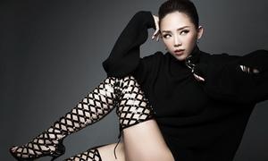 Tóc Tiên: 'Tôi phải hủy rất nhiều show để ngồi ghế nóng The Voive'