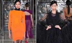 Lần đầu tiên có 2 mẫu Việt trúng cùng 1 show ở London Fashion Week