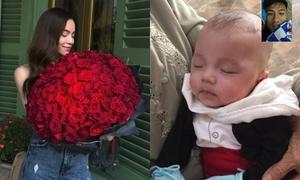 Sao Việt 19/2: Hà Hồ nhận quà 'khủng' hậu Valentine, Mạc Hồng Quân khoe con trai rõ mặt