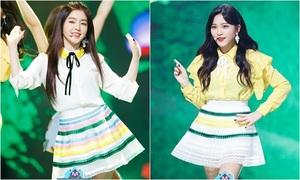 Stylist của Red Velvet tiết kiệm triệt để cả trang phục diễn