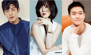 Yoo Ah In đóng drama mới với 'nàng thơ điện ảnh' Hàn
