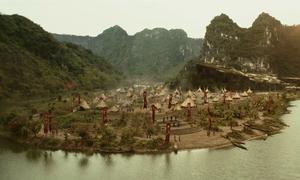Thắng cảnh Việt Nam: Cảnh thực và khi lên phim trong 'Kong: Skull Island'
