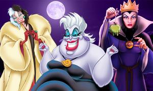 Quiz: Bạn thấu hiểu nhân vật phản diện trong phim Disney đến đâu?