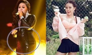 Cô gái quyết tâm giảm 20kg để 'phục thù' tại 'Giọng hát Việt 2017'