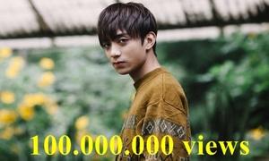 Soobin Hoàng Sơn lập kỷ lục 100 triệu lượt nghe cho 'Phía sau một cô gái'