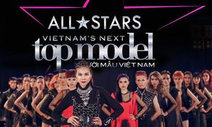 Vietnam's Next Top Model 2017 gây tò mò với mùa thi 'ngôi sao hội tụ'